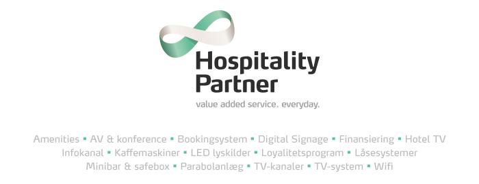 HP logo med produkter
