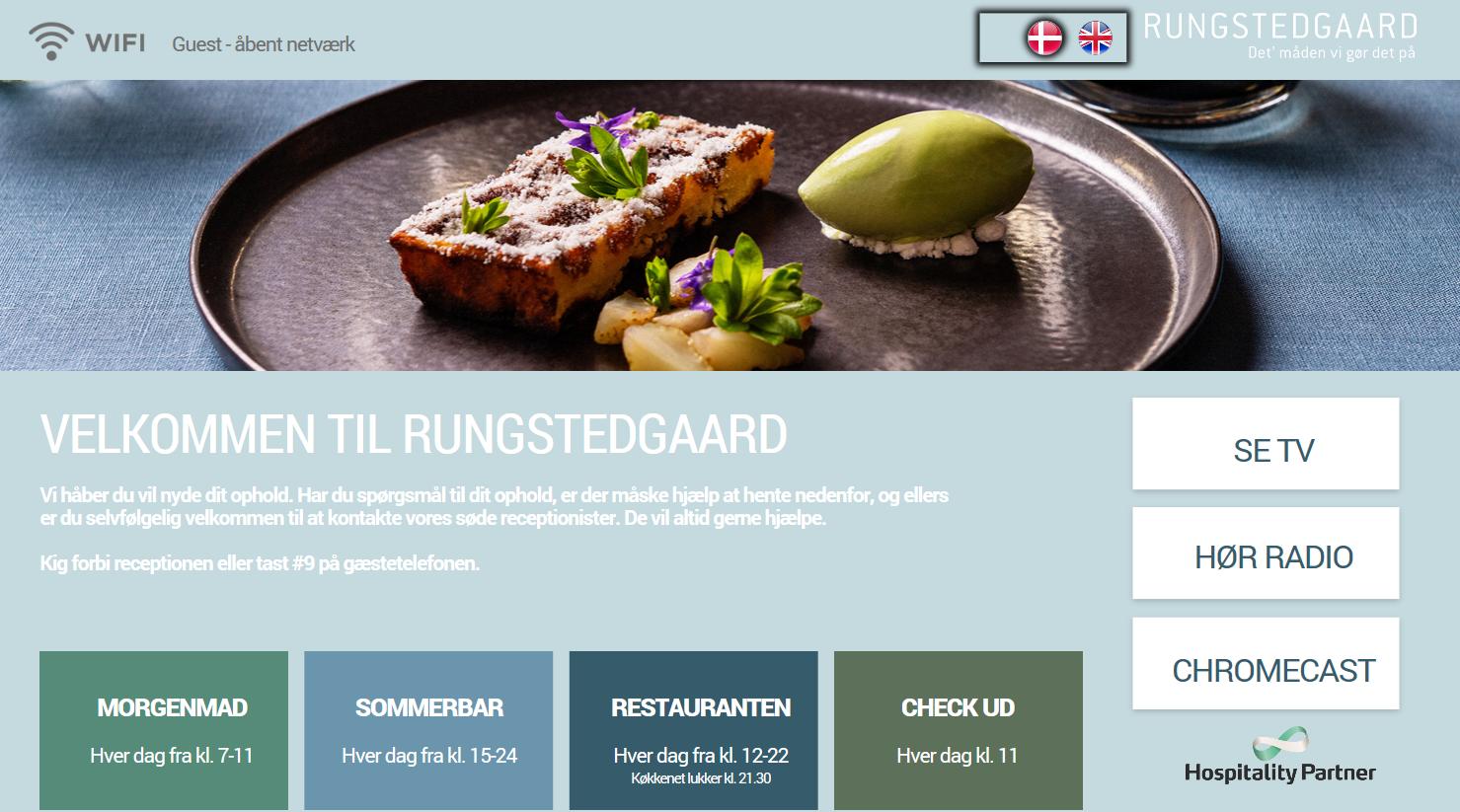 Rungstedgaard I CMND
